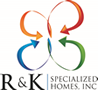 R&K SPECIALIZED HOME INC. Logo